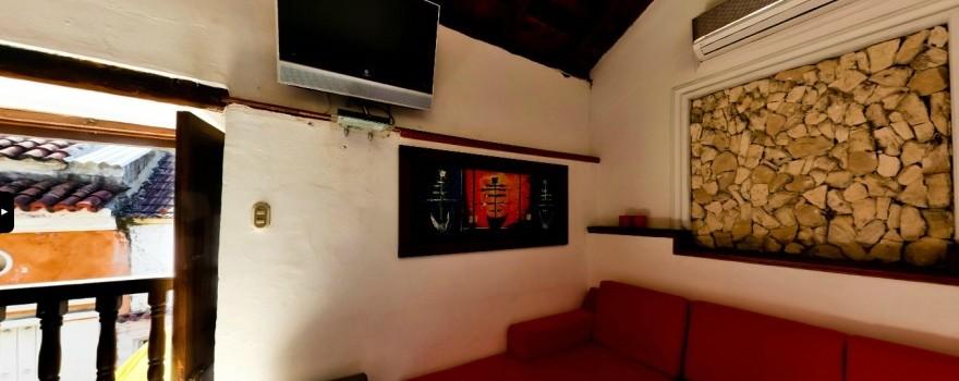 Interior dela suite  Fuente hotelcasalospuntuales com